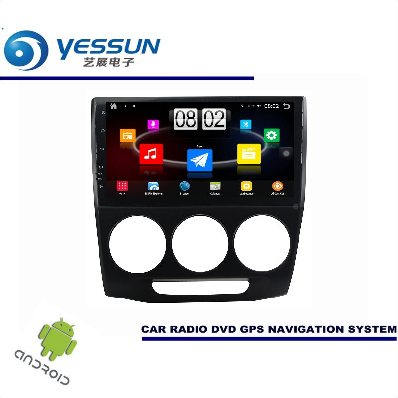 YESSUN Car Android Player Multimedia For Honda Crider 2013~2017 Radio Stereo GPS Nav Navi Navigation (no CD DVD ) 10 HD Screen