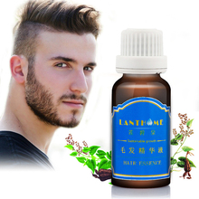 Lanthome Brand Hair Essence Beard Growth Oil Fast Hair Grow Products for Alopecia Pubic Chest Hair Loss Product For Women Men