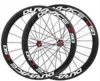 good price chinese oem paint sticker carbon bike clincher wheels basalt brake surface road bicycle wheelset 50mm ceramic hub