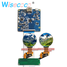 1.39 inch round oled display screen 400*400 hdmi mipi board for diy project smart watch wearable devices