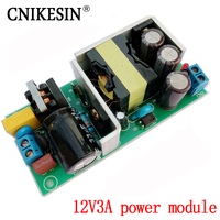CNIKESIN 12V3A Power Module Bare Board 220V Switch 12V Isolated Switch Power Supply 36W Foot Power