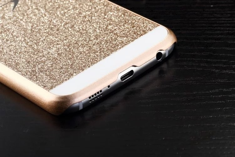 Fashion Luxury Diamond Flash Case For Samsung Galaxy S7 edge S6 Note7 3D Bling Delicate Phone Cases Phone Accessories Protector 12