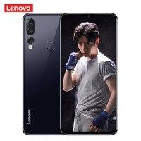 "Lenovo Z5s 4G Smartphone 6.3"" Android P Qualcomm Snapdragon 710 Octa Core 4GB 64GB 16.0MP Fingerprint 3300mAh Mobile Cellphones Lenovo Phones"