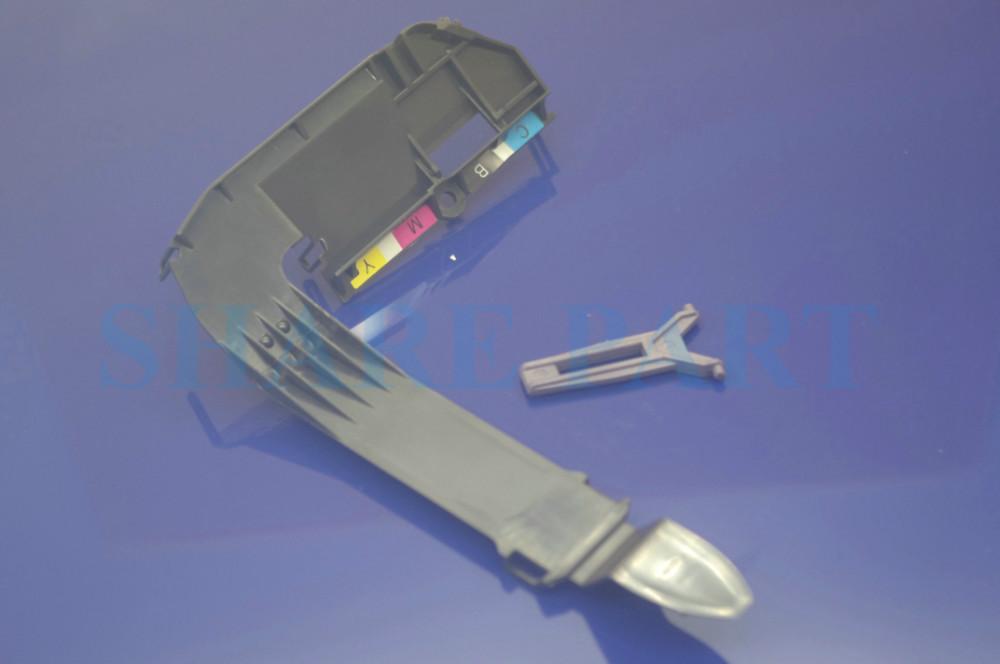 Prix pour 5 X C7769-40041 D'encre Système D'approvisionnement des Tubes Assemblée Couverture pour HP DesignJet 500 510 800