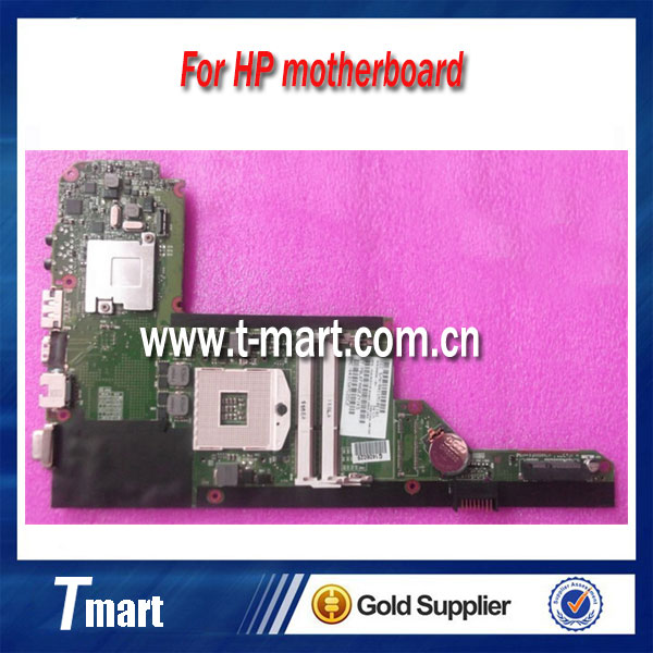 ФОТО 100% working Laptop Motherboard for HP 608203-001 System Board fully tested