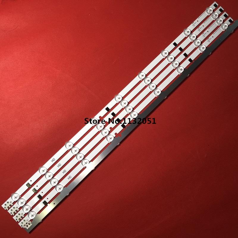 32 Inch TV FOR Samsung UE32f5000 D2GE-320SCO-R3 UA32F4088AR Backlight LU MENS D2GE-320SC0-R3 650MM 9 Lamp Beads Article