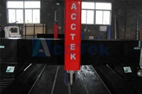 Jinan Acctek hot sale cnc stone letter engraving machine 9015 cnc marble engraving machine price