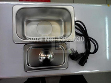 220V Ultrasonic cleaner Stainless steel Ultrasound cleaner washer Ultrasonic Cleaning Machine