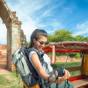 Image 5 - TELESIN 2018 New Universal Quick Release Strap Mount Adjustable Shoulder Backpack Pad Holder for GoPro Hero 7 6 5 4 3 SJCAM EKEN