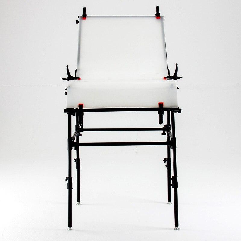 Adearstudio CD50 photo studio acessórios 60 cm x 130 cm Estúdio de Fotografia Foto Tiro Tabela de mesa câmera