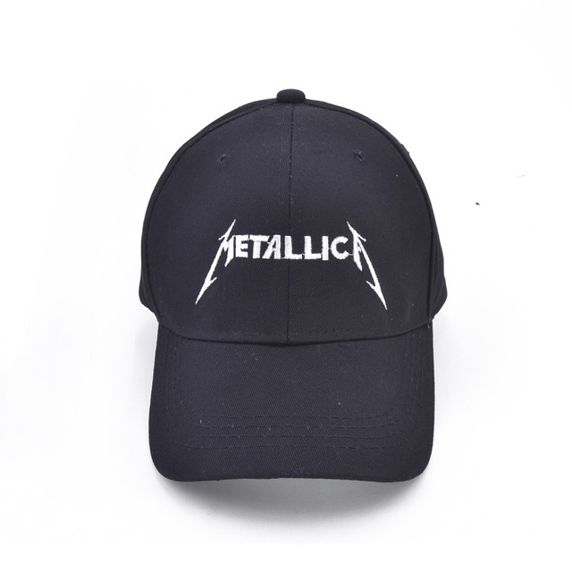 01e97c3d4a8 Metallica hard metal rock band Men s Baseball Cap For Women Men Top Selling  Gothic Metal Mulisha