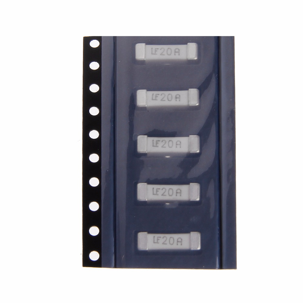100Pcs Littelfuse Very Fast Acting SMD SMT 1808 2A 125V Surface Mount Fuse