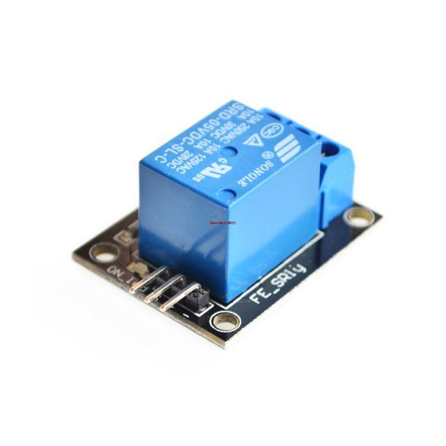 5 В один 1 реле канала совета модуль щит для ПИК AVR DSP ARM для MCU