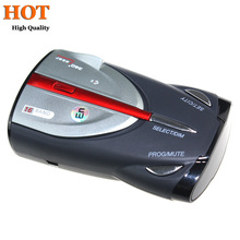 Hot Cobra XRS 9880 Car Radar Detector 15 Full Band High Performance Russian & English voice Language 100% hight quality