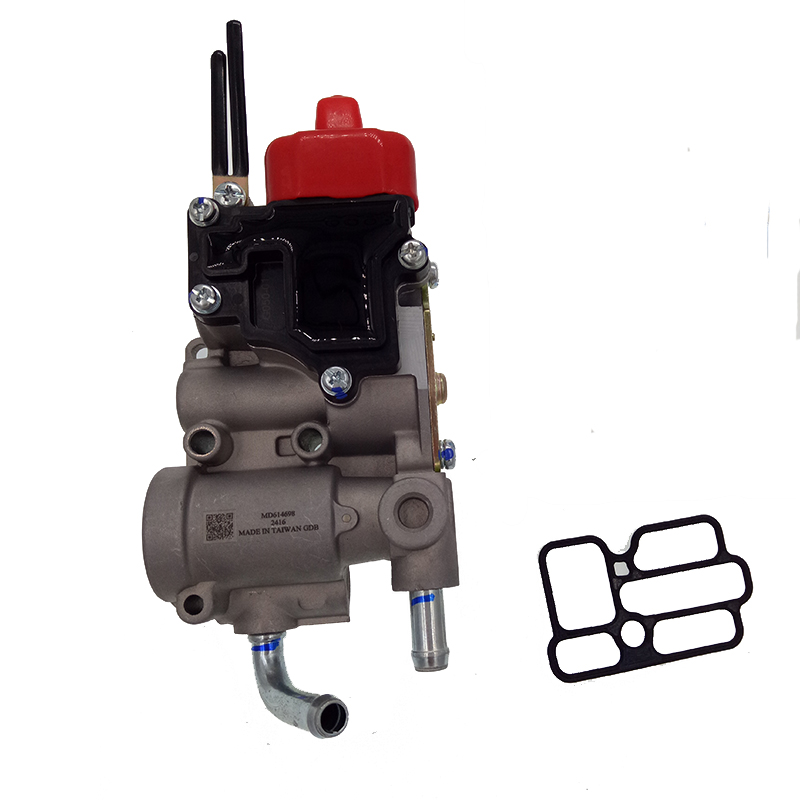 все цены на Top quality brand new idle speed motors idle air control valves MD614698 MD614696 fit for mitsubishi space vehicle N31/N34 онлайн