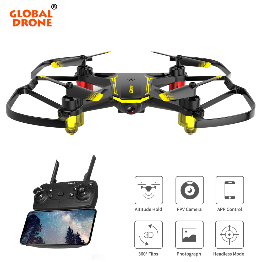 <font><b>Global</b></font> <font><b>Drone</b></font> <font><b>GW66</b></font> <font><b>Mini</b></font> <font><b>Drone</b></font> <font><b>FPV</b></font> <font><b>Drones</b></font> <font><b>with</b></font> Camera RC Helicopter Quadcopter Quadrocopter Dron Toys for Boys Kids image