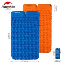 Naturehike коврик для кемпинга влагостойкий надувной коврик надувной мешок матрас портативный спальный снаряжение для наружного альпинизма автомобиля кемпинга