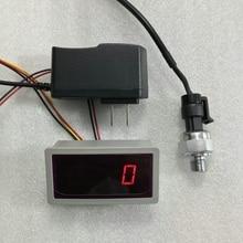 ISP208MA цифровой измеритель давления Alarmer 5 В DC верхний нижний лимит давления Alarmer защита Alarmer общая Programmabl