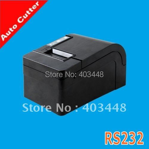 (Serial Interface) Thermal POS Receipt Printer With Automatic Cutter (OCPP-58C)