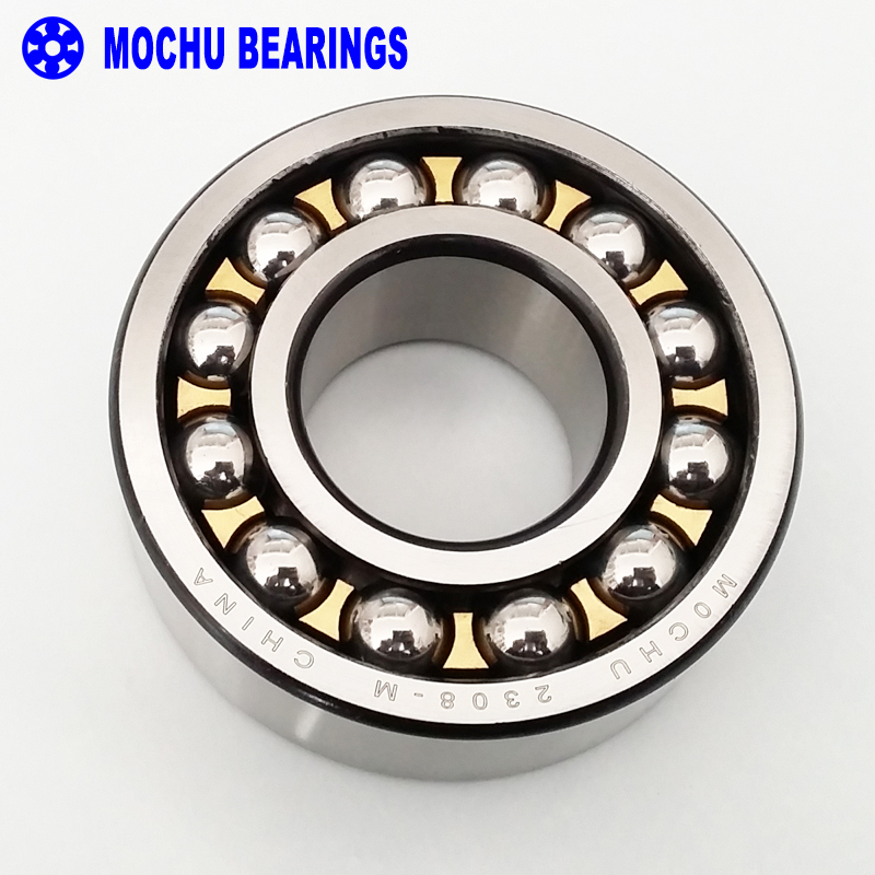 2308 Self Aligning Bearing 40x90x33 Ball Bearing Rolling