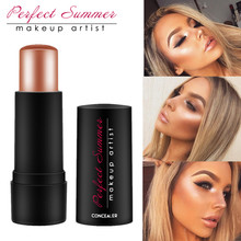 Perfect Summer Shimmer Bronzer And Highlighters Powder Makeup Concealer Highlighter Stick For Face Palette Make Up Contour
