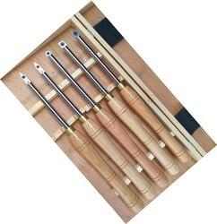 Wolframu tytanu ostrze ze stopu tokarka to prac w drewnie narzędzia do obróbki drewna narzędzia tokarskie w Zestawy narzędzi ręcznych od Narzędzia na