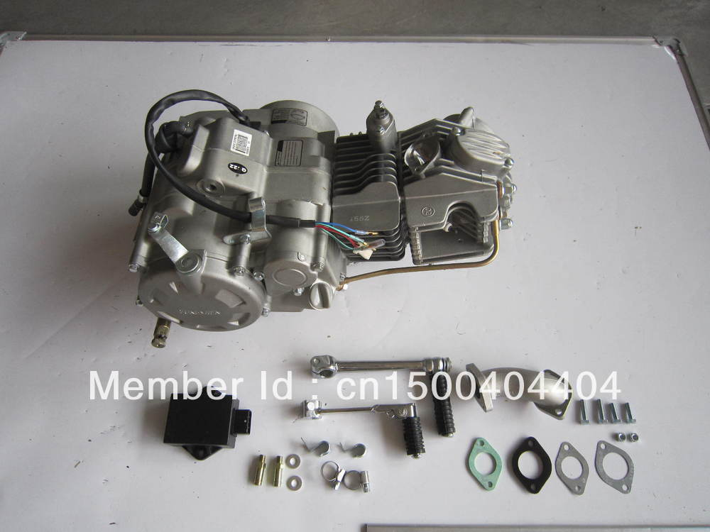 Pit Bike Parts Engines Zongshen 155cc In Engines From Automobiles