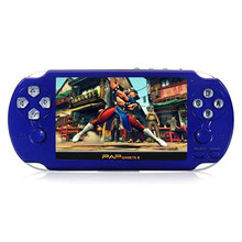 Latest 4.3″ PAP Gameta II 16GB Handheld Game Console Portable Game Player with 3000 Games Built in Birthday Gifts for boy kids