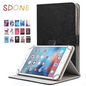 Универсальный чехол для PocketBook 740 (InkPad 3) 7,8 дюймов электронная книга 7,8 дюймов планшет с мультяшным принтом PU кожаный чехол + подарок