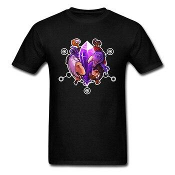 A World Split Apart Tops Tees Men Graphic T-shirt Dinosaurs 3D Cartoon Tshirt Black T Shirts Summer Clothes Hip Hop 90s