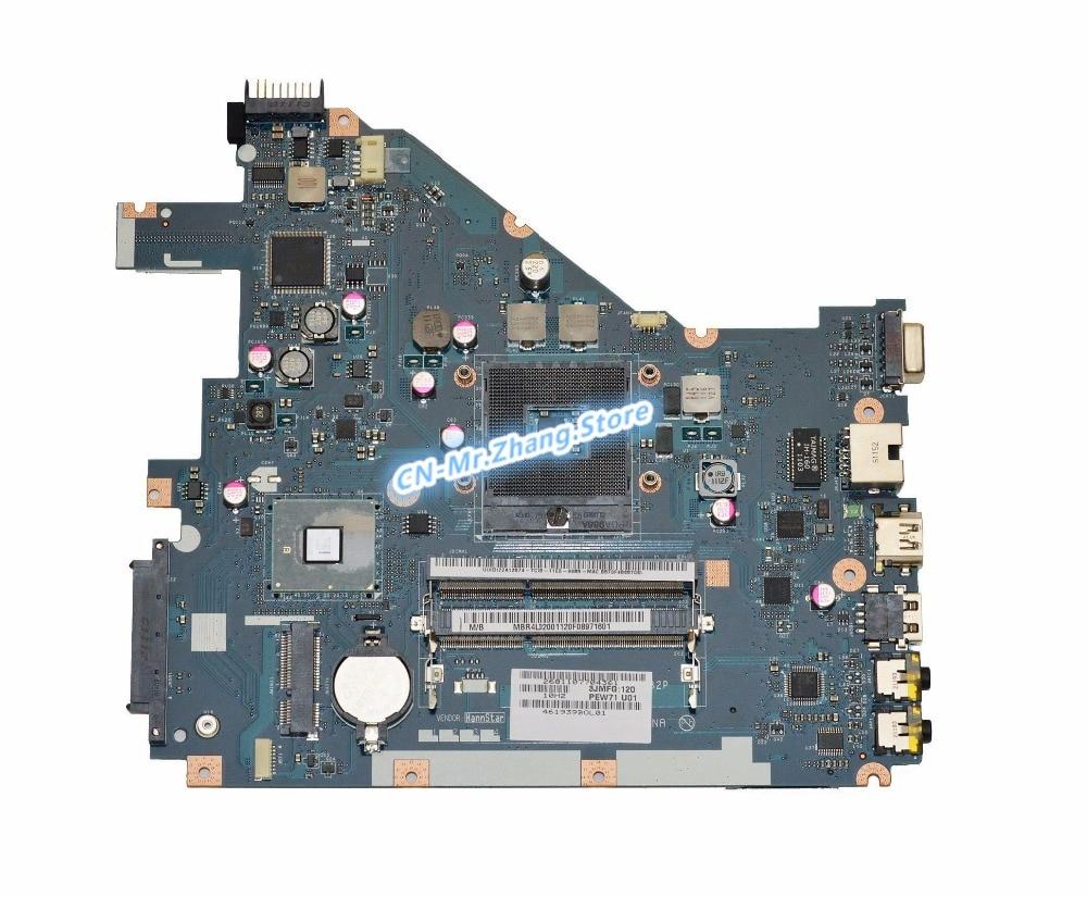 Sheli para acer aspire 5742z 5742g 5742z computador portátil placa-mãe mbr4l02001 mb. r4l02.001 LA-6582P ddr3