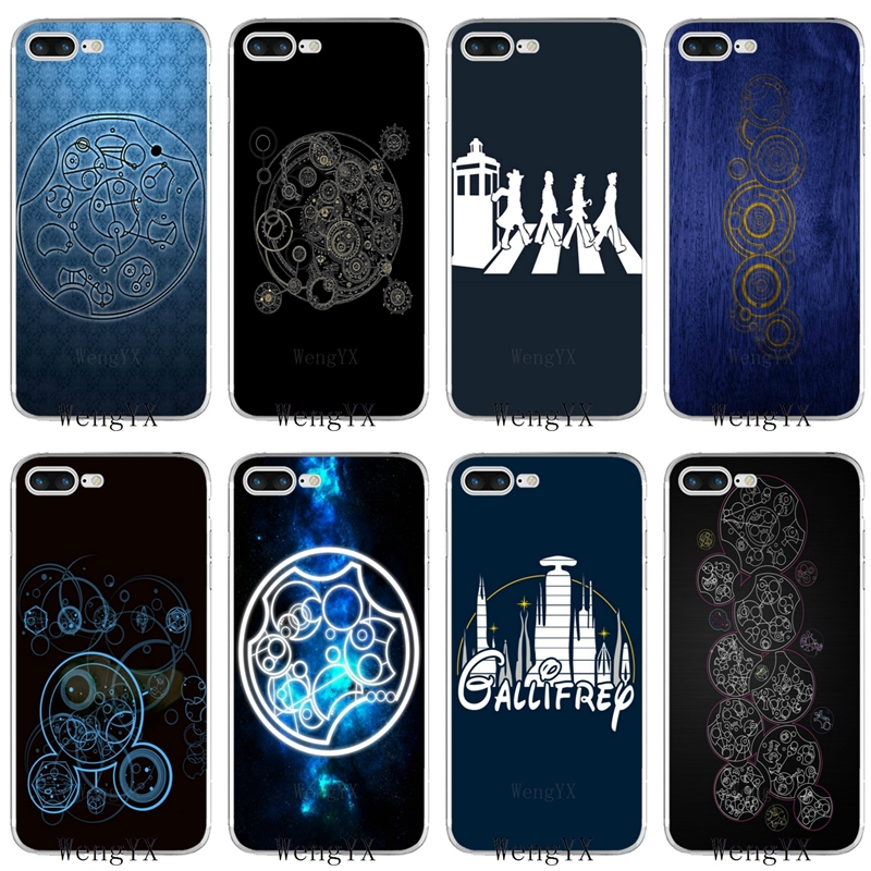Half-wrapped Case Systematic Smith Dr Who Doctor Gallifrey Silicone Tpu Soft Phone Case For Huawei Honor 4c 5a 5x 5c 6 Play 6x 6a 6c Pro 7x 8 9 Lite V8 V10 To Enjoy High Reputation At Home And Abroad