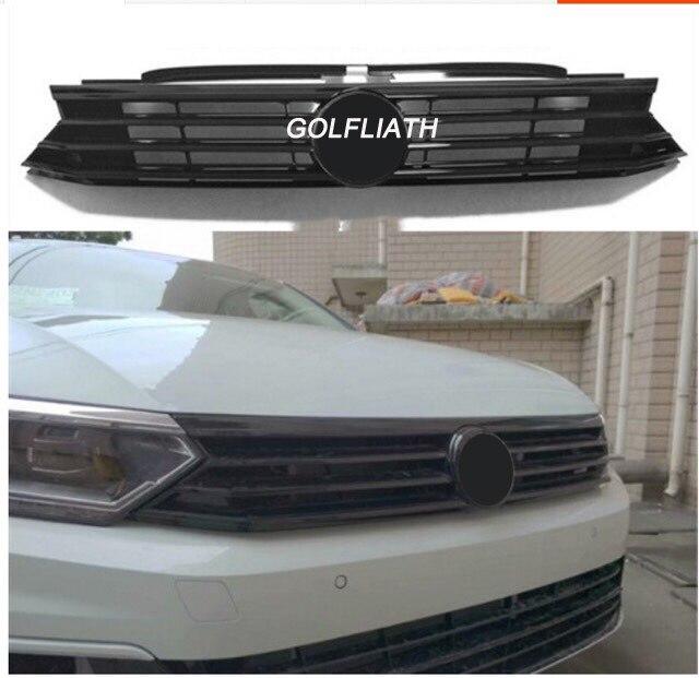 For 2016 2017 2018 Volkswagen Passat B8 sedan/Alltrack/Variant FRONT GRILL bumper grille