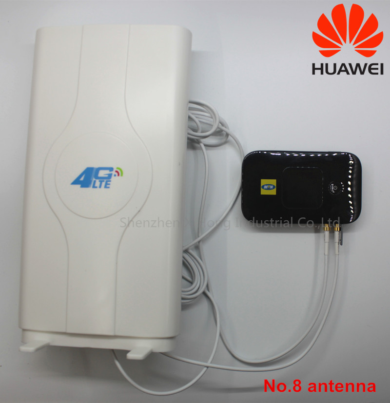 Orignal HUAWEI E5577s-321 LTE 4G Wireless Router 150Mbps E5577 Support FDD 800/850/900/1800/2100/2600MHz with 4G antenna