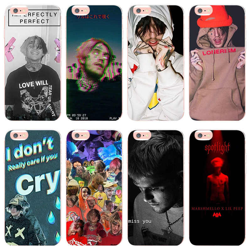 Maiyaca Lil Peep For Iphone 8 8plus X Xs Xr Xsmax Case Cute For