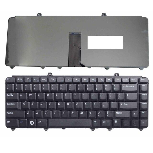 """מקלדת מחשב נייד עבור Dell Inspiron 1545 P446J NSK-9301 אנגלית ארה""""ב"""