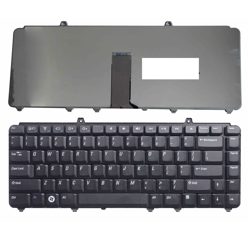 English Laptop Keyboard For Dell For Inspiron 1545 P446J NSK-9301 US