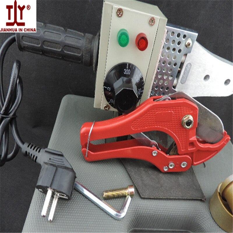 Temperatūros valdymas PPR suvirinimo aparatas plastikinių - Suvirinimo įranga - Nuotrauka 2