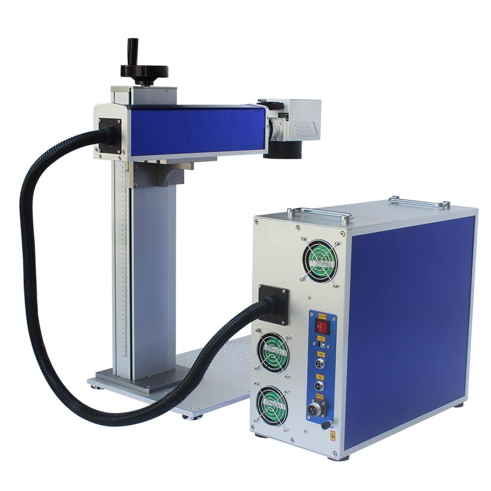 Nemokamas pristatymas JFT 30W suskaidyto pluošto lazeriu žymėjimo - Medienos apdirbimo įranga - Nuotrauka 2