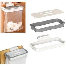1 комплект/3 шт. модная кухонная дверная корзина для шкафа подвесная корзина для мусора мусорная корзина стеллаж для мусора держатели для хранения инструментов мусорные стойки