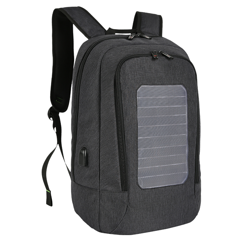 2018 New Solar Charging Backpack anti theft bag for Men and Women Travel Bags 15 Inch Laptop School Bag bagpack mochila coolbell brand laptop bag 15 6 15 inch laptop backpack computer travel backpack bag men women mochila escolar school office bags