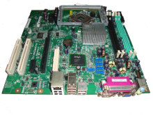 original motherboard For Lenovo THINKCENTRE M55 M55p LGA 775 DDR2 45R3820 boards 965 Desktop motherboard Free shipping