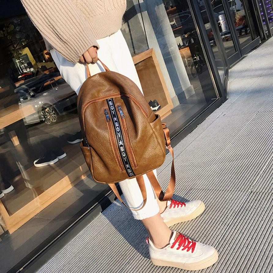 xiniu ashion PU Leather Mini Backpack Girls Travel School Rucksack Bag Female Backpacks Rucksack Mochila Escolar Backpack Girls