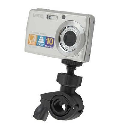 30 шт./лот O стиль Автомобильный кронштейн для камеры держатель Зажим адаптер-зажим с 1/4 винтом для камеры GoPro Hero CD50