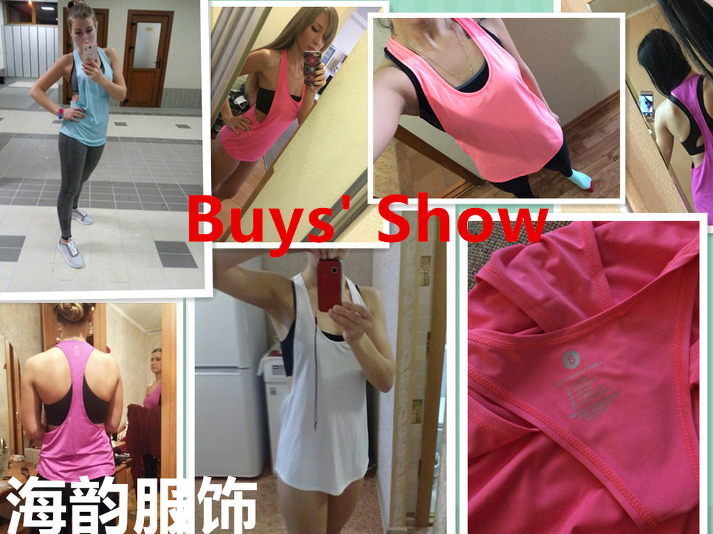 HTB1wpZdMXXXXXcxXFXXq6xXFXXXt - 8 Color Summer Sexy Sporting Women Tank Top Fitness Workout Tops Gyming Women Sleeveless Shirts Sporting Quick Drying Loose Vest