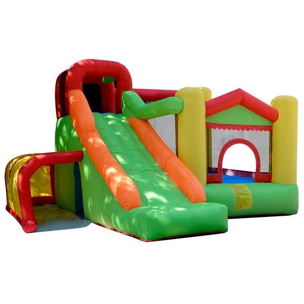 HTB1wpZrRpXXXXXqaXXXq6xXFXXXn - Arshiner Trampoline Bounce House With Inflatable Kids Slide without Blower