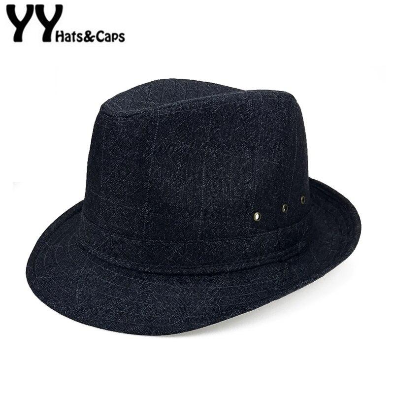 60 cm retro Sombreros de fieltro superior Jazz de primavera sombrero de  verano sombreros bombín Panamá Cap vintage Trilby mujeres hombres  respirable playa ... 379e9143829