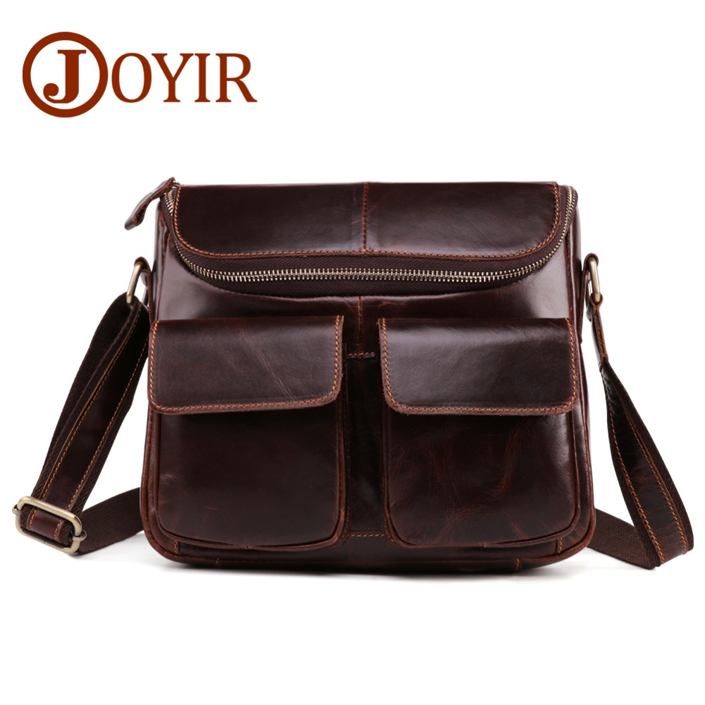 Genuine Leather Men Crossbody Bags High Quality Messenger Bags Oil Wax Cow Leather Shouder Bags Fashion Casual Flap borita bb 17 high quality 100% cow leather seat bags