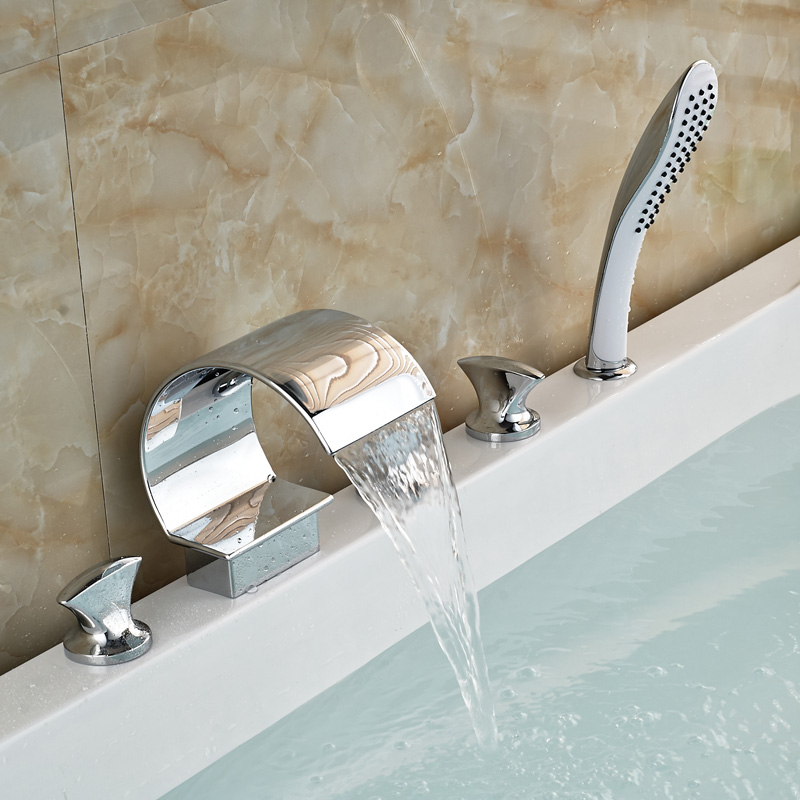 Bathroom Faucets With Pull Out Sprayer bathroom faucet with pull out sprayer - techieblogie