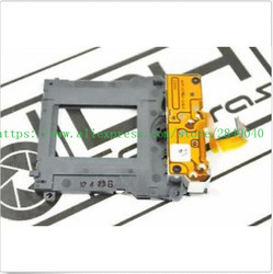 New Shutter plate Shutter group with Blade Curtain repair parts For Sony SLT-A33 A33 A37 A55 A35 A58 camera
